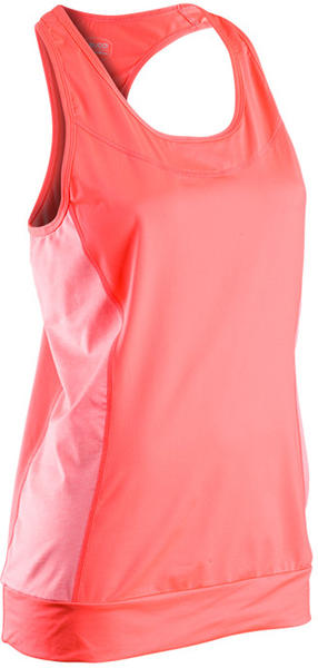 Sugoi Verve Fitness Tank - Women's Color: Electric Salmon