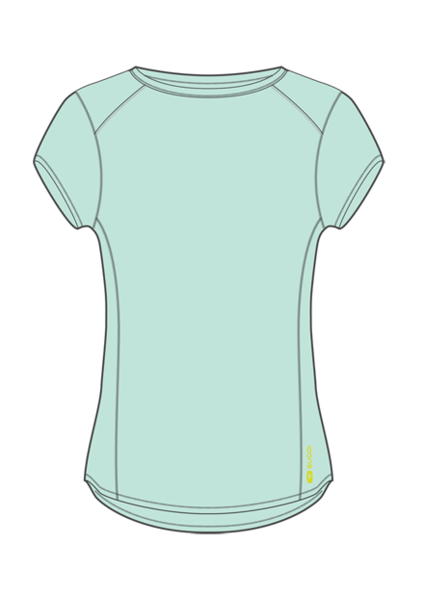 Sugoi Verve S/S - Women's Color: Ice Blue