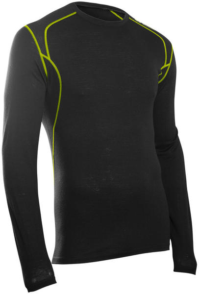 Sugoi Wallaroo 170 L/S Color: Black