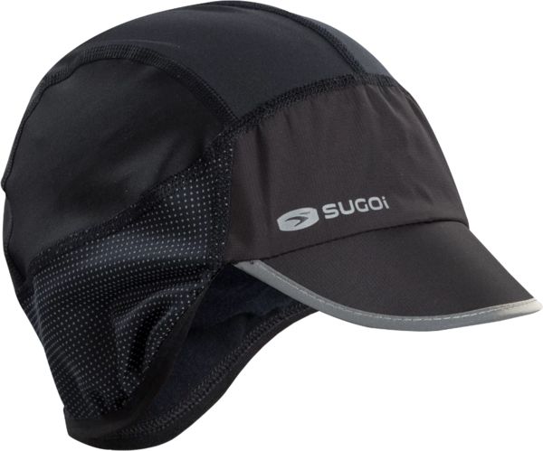 Sugoi Winter Cycling Hat Color: Black