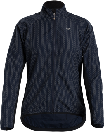 Sugoi Women's Evo Zap Jacket Color: Deep Navy Zap