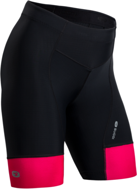Sugoi Women's Evolution Short Color: Azalea