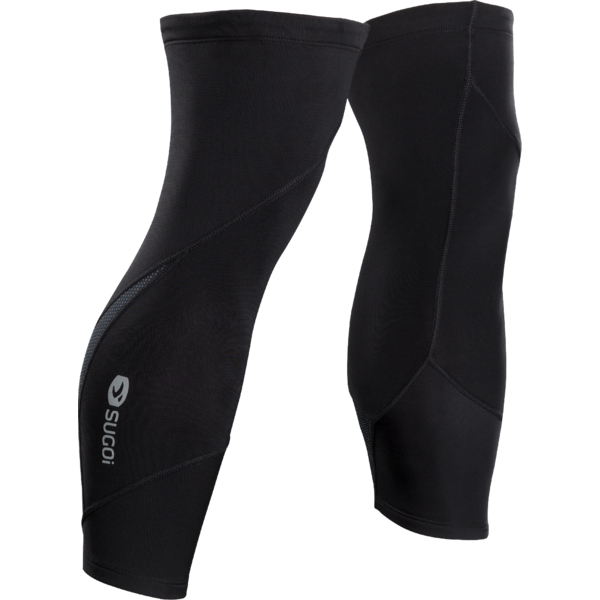 Sugoi Zap Knee Warmer Color: Black