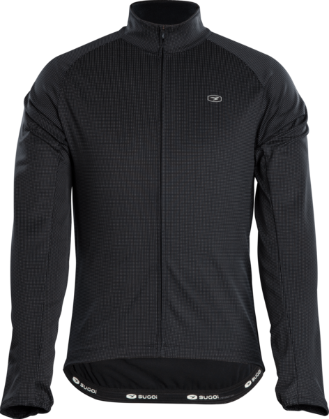 Sugoi Zap Thermal Long Sleeve (L/S) Jersey Color: Black