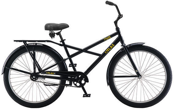 Sun Bicycles Atlas X-Type Color: Black