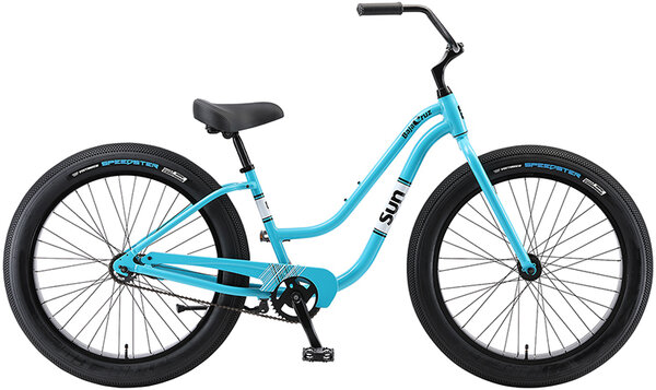 Sun Bicycles Baja Cruz CB Step-Thru
