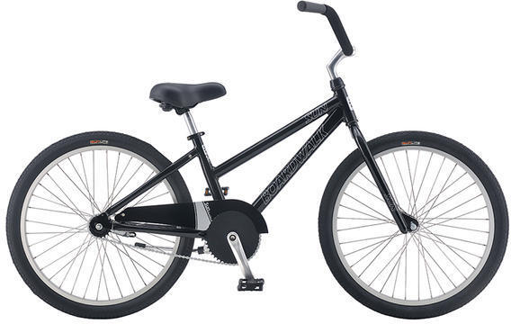 Sun Bicycles Boardwalk (24-inch Wheels) Color: Gloss Black
