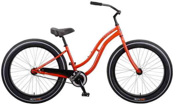 Sun Bicycles Crusher CB - Women's Color: Metallic Red