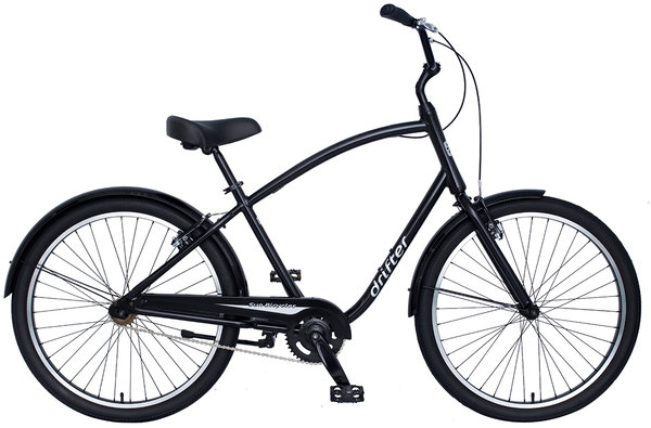 Sun Bicycles Drifter 1 Men's Color: Black Metallic