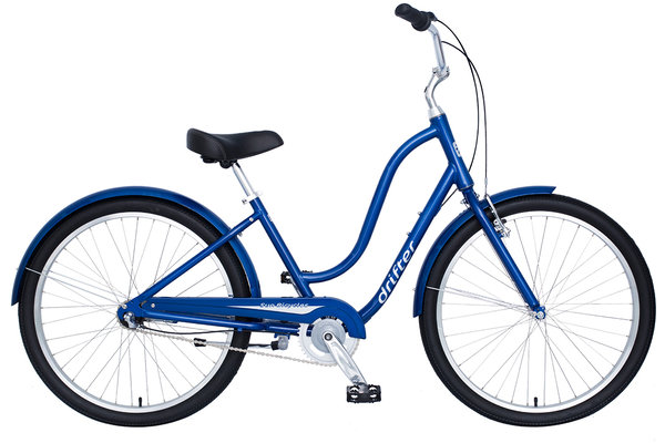 Sun Bicycles Drifter 3 Ladies' Color: Blue Metallic