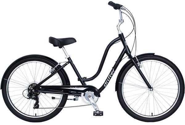 Sun Bicycles Drifter 7 Ladies' Color: Black Metallic