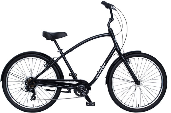 Sun Bicycles Drifter 7 Men's Color: Black Metallic