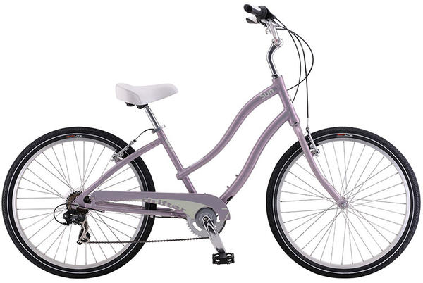Sun Bicycles Drifter 7 - Women's Color: Violet Pearl