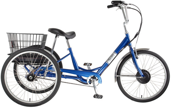 Sun Bicycles E350 Electric Trike