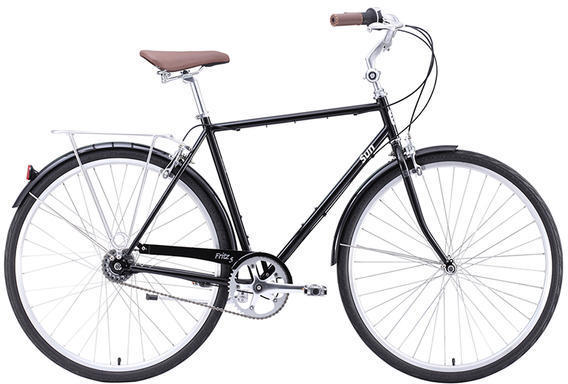 Sun Bicycles Fritz 5 Color: Black Pearl