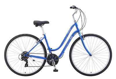 Sun Bicycles North Bay Color: Blue