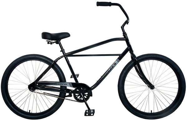 Sun Bicycles Retro CB-26 Color: Jet Black