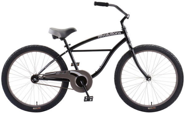 Sun Bicycles Revolutions 24 Color: Black
