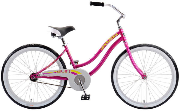 Sun Bicycles Revolutions 24 - Girl's Color: Purple