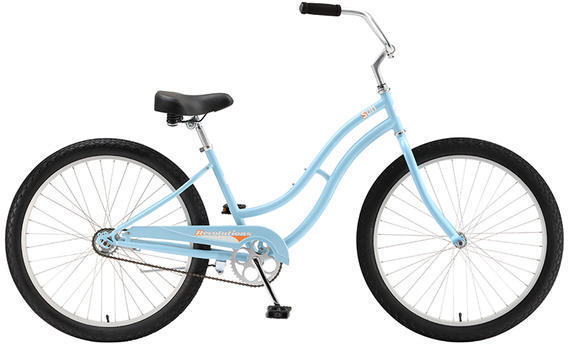 Sun Bicycles Revolutions Coaster Brake 26 Color: Aqua
