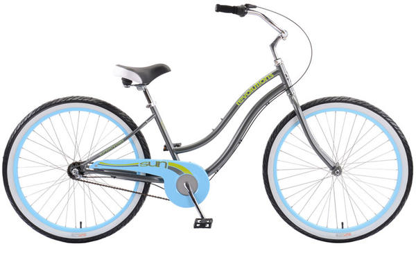 Sun Bicycles Revolutions 3 - Women's Color: Twilight Gray Pearl