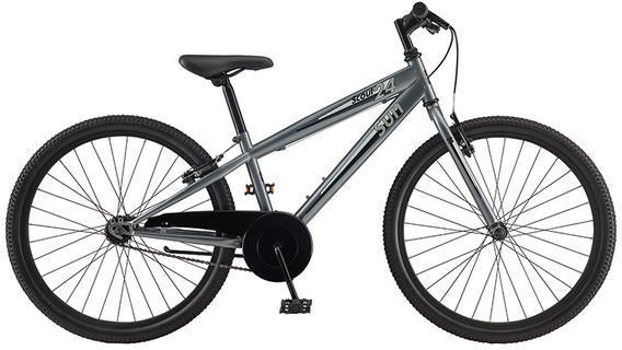 Sun Bicycles Scout 24 Single Speed Color: Graphite Metallic