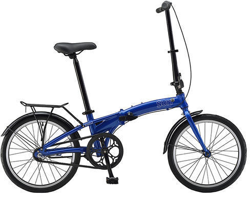 Sun Bicycles Shortcut 3 Color: Blue