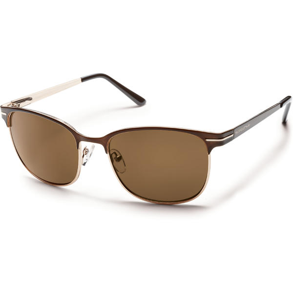 Suncloud Optics Causeway Color | Lens: Brown | Gray Polarized Polycarbonate