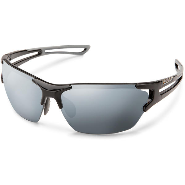 Suncloud Optics Cutback Color | Lens: Black | Silver Mirror Polycarbonate
