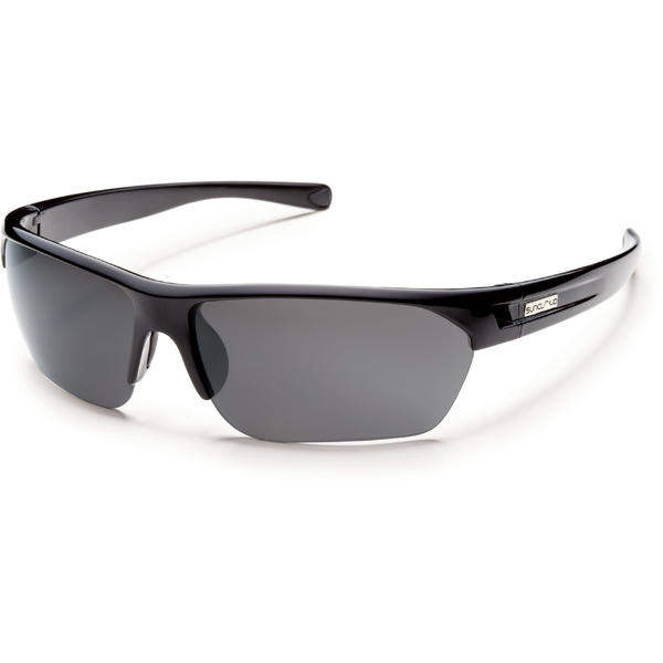 Suncloud Optics Detour Color | Lens: Black | Gray Polarized Polycarbonate