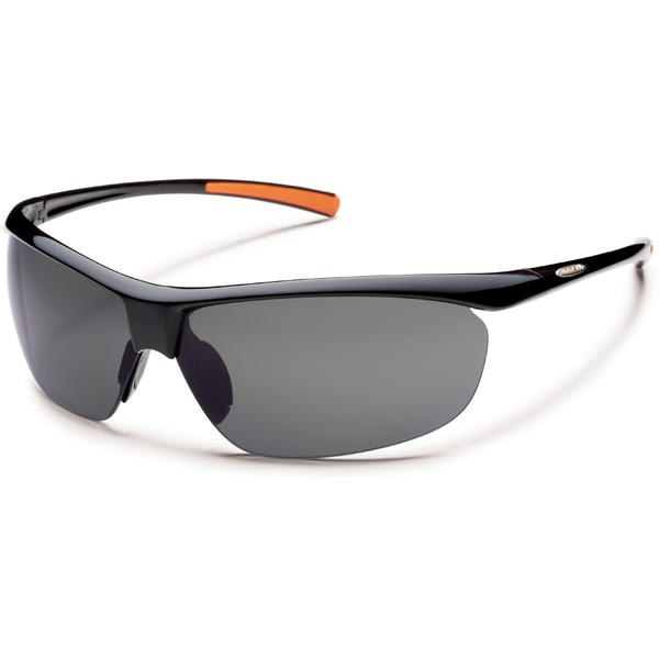 Suncloud Optics Zephyr Color | Lens: Black | Gray Polarized Polycarbonate