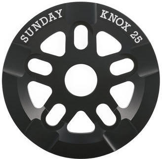 Sunday Knox Sprocket Color: Black