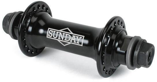 Sunday Storm Front Hub