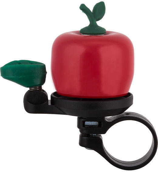 Sunlite Apple Bell Color: Red