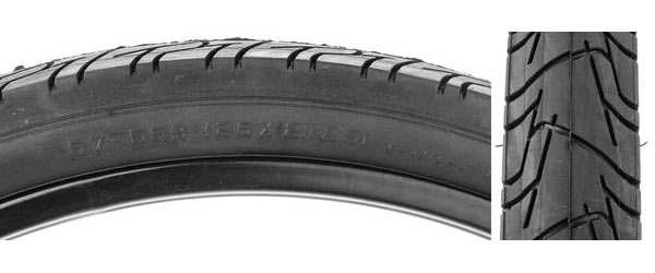 Sunlite City Tire Color: Black