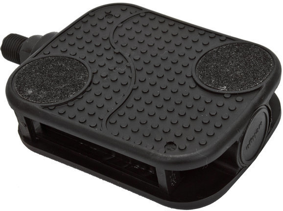Sunlite Barefoot Cruiser Pedals Color: Black