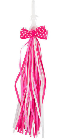 Sunlite Bow Streamers Color: Pink