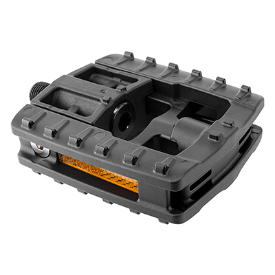 Sunlite Broadway Folding Pedals Color: Black