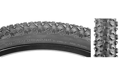 Sunlite Cheyenne Tire Color: Black