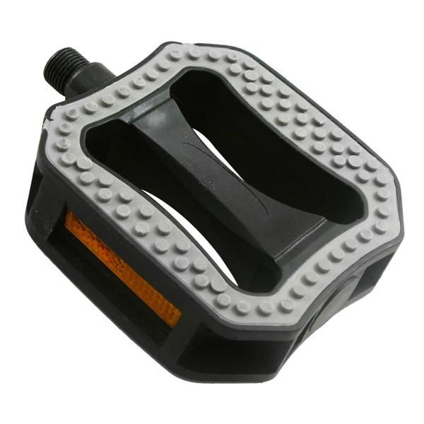 Sunlite Comfort Grips ABS Pedals Color: Black