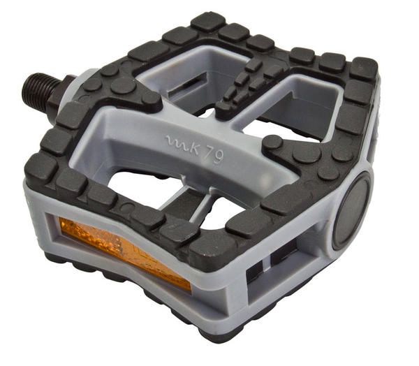 Sunlite Cruiser 990 Pedals Color: Gray/Black