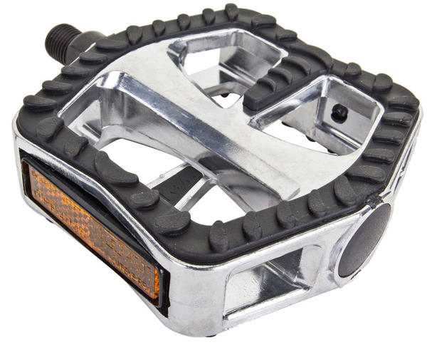 Sunlite Cruiser Pedals Color: Silver/Black