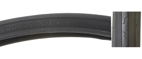 Sunlite CST732 Tire Color: Black/Black