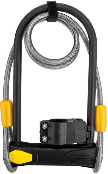 Sunlite Defender U Std + Cable Color: Black