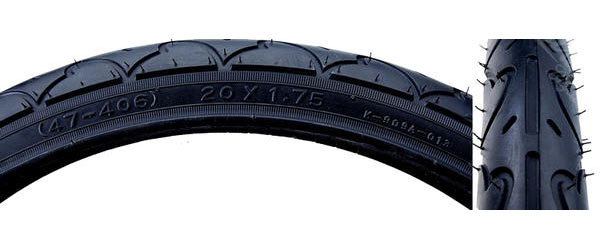 Sunlite Freestyle PC (16-inch) Price is for tire as defined in description (20-inch version shown).