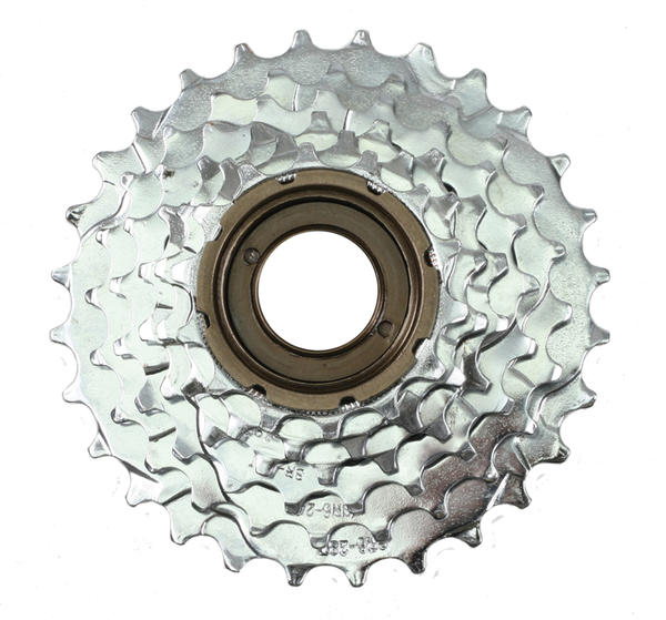 Sunlite 6-Speed Freewheel Size: 14 – 28T