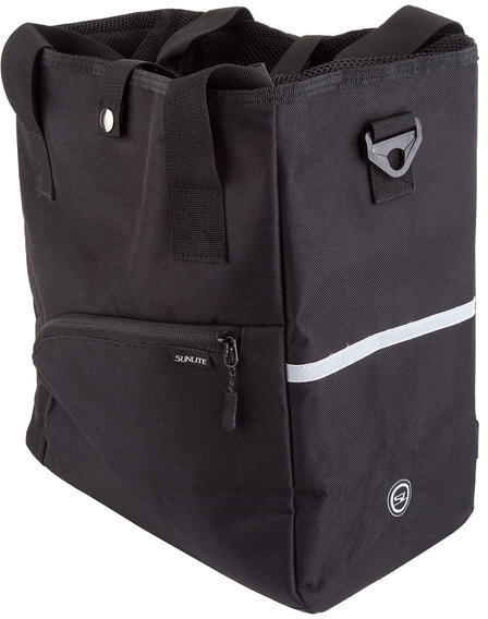 Sunlite Grocery Getter Pannier Bag Color: Black