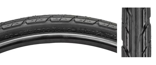 Sunlite Hybrid Eurotour Tire Color: Black