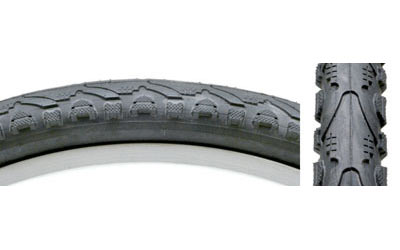 Sunlite Khan Tire (26-inch) Color: Black
