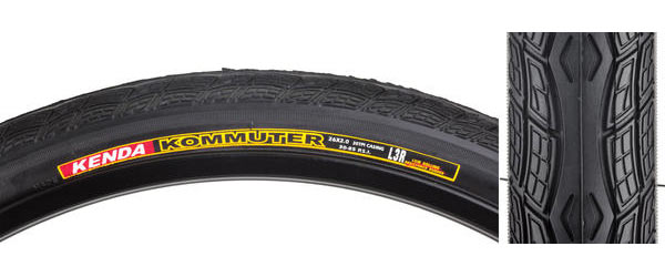Sunlite Kommuter Tire Color: Black